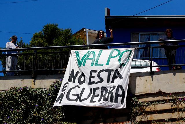 Informe entregado a la ONU apunta a que casi la mitad de los menores detenidos en Valparaíso pertenecen al Sename