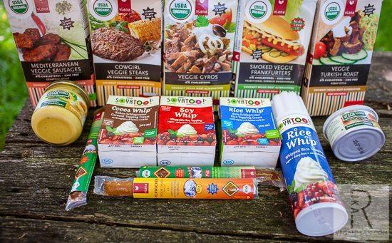 Crece mercado vegano en Chile: ya hay más de 300 productos certificados en el país