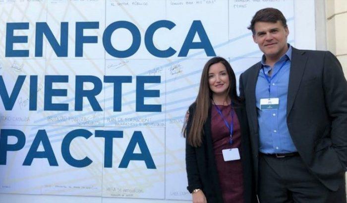 Lucy Ana Avilés quita financiamiento a la Fundación Para la Confianza por