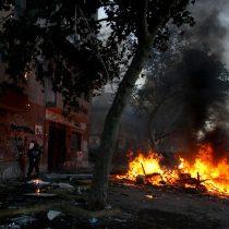 Categórico rechazo de sectores oficialistas y de oposición a los hechos de violencia