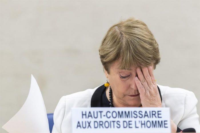 Bachelet pide retorno a respeto de derechos en Venezuela ante año electoral