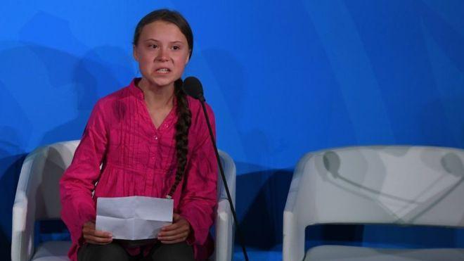 ¿Quiénes financian la lucha de Greta Thunberg?
