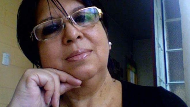 """""""Me clavó un cuchillo y tuve que volver a aprender a caminar y hablar"""": Olga Díaz, la argentina que sobrevivió al brutal ataque de su marido y a la que el Estado indemnizará"""