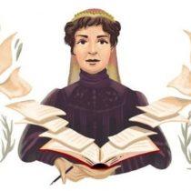 Quién fue Bertha von Suttner, la novelista y primera mujer nobel de la Paz que Google homenajeó con un doodle