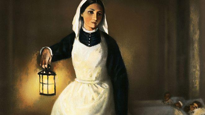 """Por qué Google se apropió del nombre de Florence Nightingale, la enfermera """"más famosa del mundo"""""""