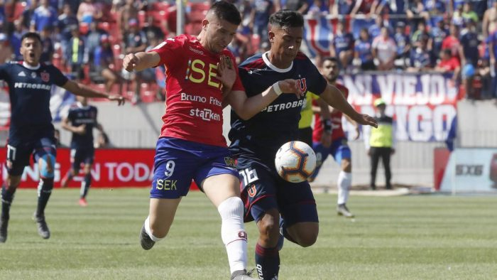 ANFP confirma que el cupo de Chile 4 para la Copa Libertadores 2020 saldrá entre Unión Española y Universidad de Chile