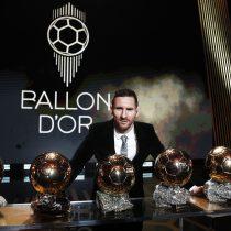 Messi gana su sexto Balón de Oro: 2019 fue