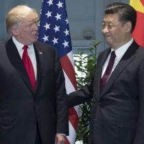 China sanciona a la Marina de EE.UU. por protestas en Hong Kong