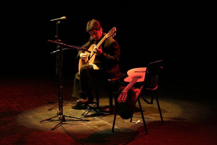 En Puerto Montt comenzó el encuentro de guitarra más austral del mundo