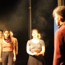 """Documental """"Semillas en el desierto"""" en Escuela de Teatro UV"""
