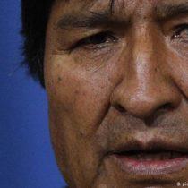 Fiscalía boliviana emite una orden de detención contra Evo Morales