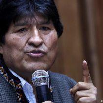 Evo Morales llega a Argentina en calidad de refugiado