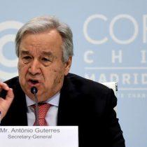 COP25 abre con llamados a la acción ante informes alarmantes