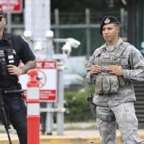 EE. UU.: ataque a base de Pearl Harbor deja dos civiles muertos