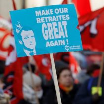 Sindicatos franceses mantienen huelga sin dar