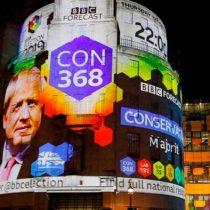 Sondeo: conservadores británicos con abrumadora mayoría en elecciones