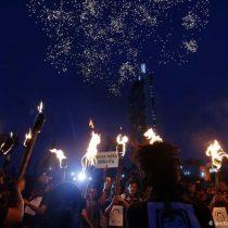 Miles de chilenos asistieron a gran concierto