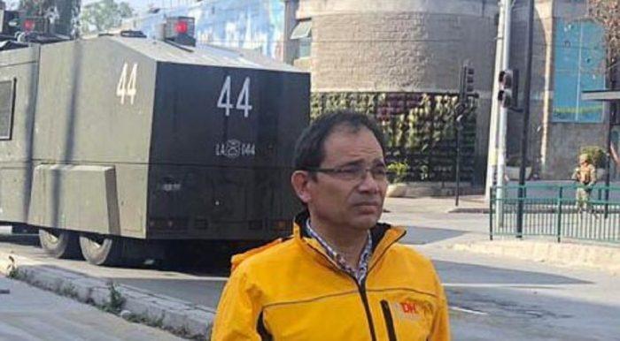 Víctimas en riesgo vital por acción de Carabineros motivan enérgica condena del director del INDH: