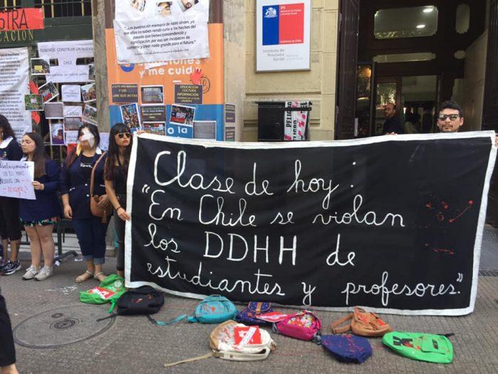 A pesar de cancelación de Congreso Latinoamericano de Filosofía, profesores analizarán su enseñanza ante el estallido social chileno