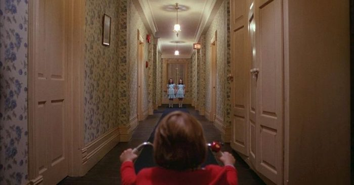 """Película """"El resplandor"""" de Stanley Kubrick en Cine Arte Normandie"""