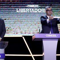 UC, Palestino y Colo Colo enfrentarán duros rivales en la Copa Libertadores 2020