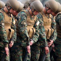 La labor del Ejército chileno en Honduras
