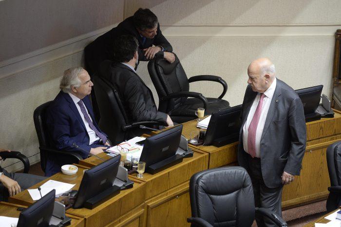 Diputado Mirosevic llama a Insulza a inhabilitarse si aún tiene dudas sobre voto contra acusación constitucional contra Chadwick