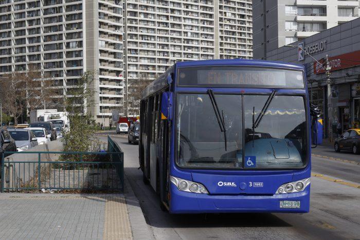 MTT dispone de buses para trasladar a pasajeros la madrugada de Año Nuevo