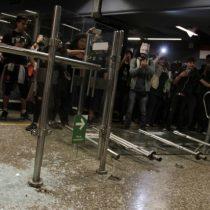 Ratifican prisión preventiva contra profesor imputado por daños en el Metro