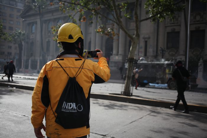INDH contabiliza más de 3.600 personas heridas y suma 1080 acciones judiciales presentadas