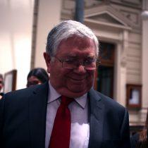 Ministro Cisternas renuncia a la vocería de la Corte Suprema tras perder elecciones