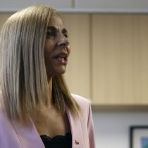 Encuesta Cadem: aprobación de ministra Isabel Plá en picada