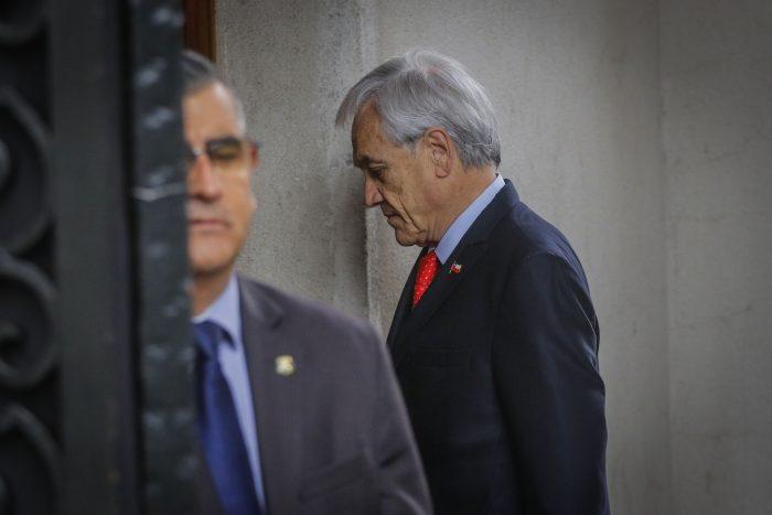 La pesadilla de Piñera: cifras negras en aprobación alcanzan nuevos mínimos históricos