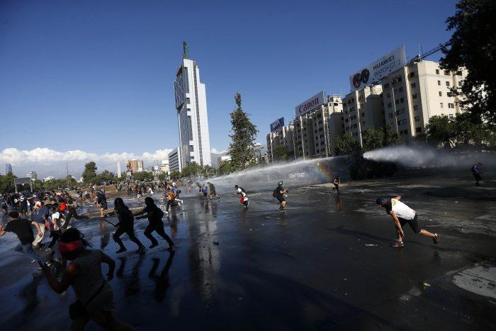 La primera sin eventos graves en regiones: entregan nuevo balance de las manifestaciones del martes
