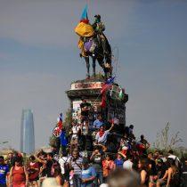La calle no se calma: A 50 días del estallido social siguen manifestaciones e incidentes