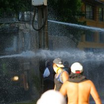 Corte de Concepción ordena a Carabineros abstenerse de emplear sustancias químicas para restablecer el orden público