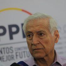 """""""Se ha mostrado absolutamente incompetente"""": Heraldo Muñoz arremete contra el Gobierno por su manejo ante hechos de violencia"""