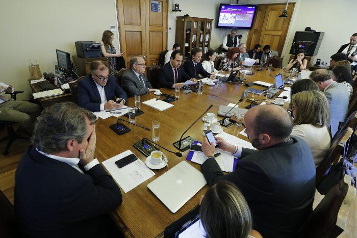 Comisión de Gobierno de la Cámara de Diputados rechaza indicaciones de la derecha y aprueba en particular proyecto del voto obligatorio