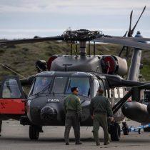 FACh amplía zona de búsqueda del avión Hércules C130 siniestrado