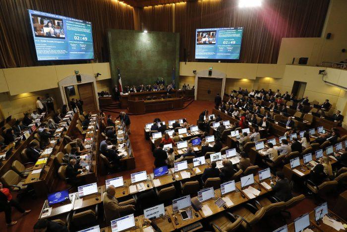 En segunda instancia: Cámara de Diputados aprueba comisión investigadora para indagar abusos sexuales de militares chilenos en Haití