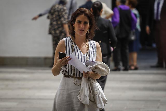 Ministra Zaldívar y eventual alza del desempleo: