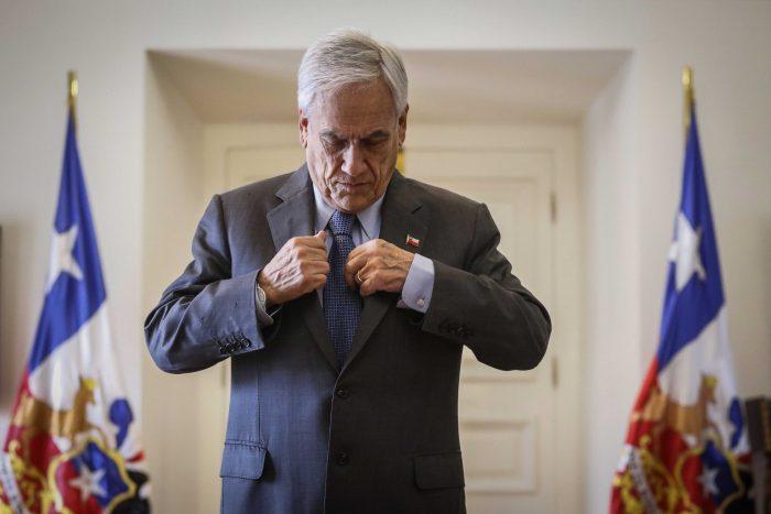 Admiten querella presentada por el senador Navarro contra Piñera por delitos de lesa humanidad