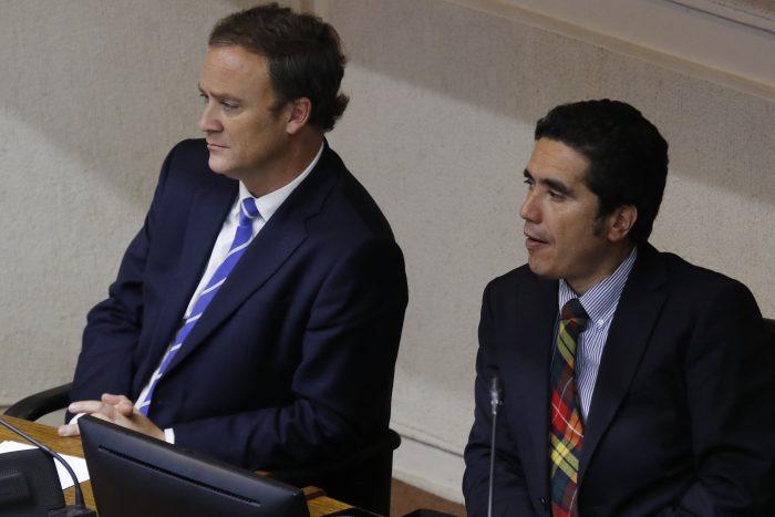 Senado despachó reajuste del sector público pero rechazó artículo sobre teletrabajo