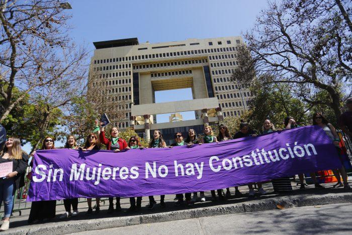 Buen vivir para una nueva constitución feminista