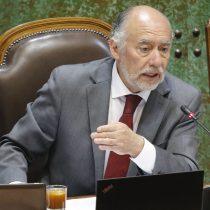 """Iván Flores y comparación Chile-Venezuela del presidente argentino: """"Yo le pediría que se abstenga de emitir estas opiniones"""""""