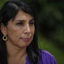 Karla Rubilar: las funas a autoridades de Gobierno son un