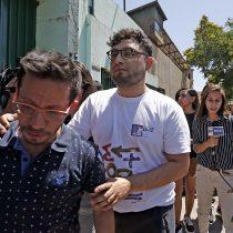 Reformalizarán al profesor que generó daños en el Metro de Santiago