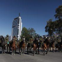 """Militarización policial de """"Plaza de la Dignidad"""", una lógica que debe ser relegada"""