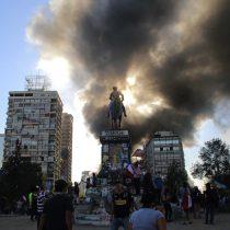 PPD lamenta muerte de manifestante en Plaza Italia y pide la renuncia Guevara y Rozas