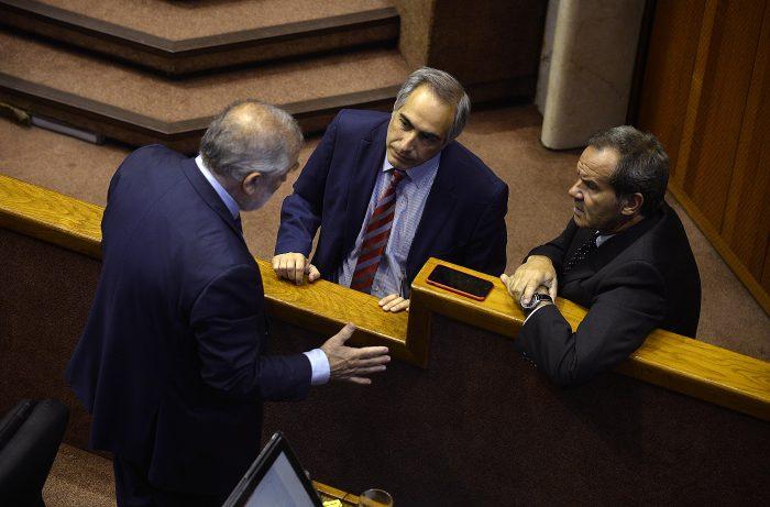 Senadores RN contrarios a la paridad en el proceso constituyente preparan propuesta para incentivar participación de mujeres